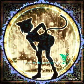 「CDジャケット」13「光の森の猫」02(AAT)(シルエットアート).jpg